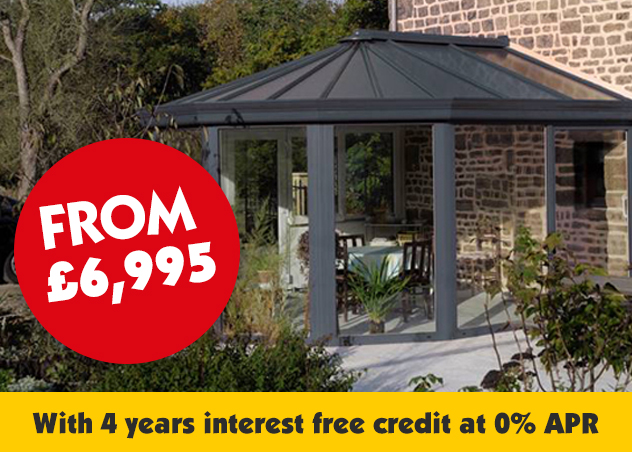 The Advanced Group Conservatories from £6,995
