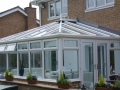 Contemporary Conservatory Edwardian Styled