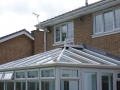 Contemporary Edwardian Conservatory Roof