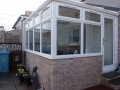 Corner View - Lean To Conservatory