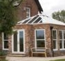 Triple Glazed Orangery