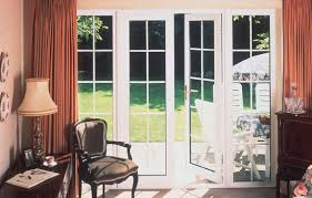 Triple Glazed French Doors