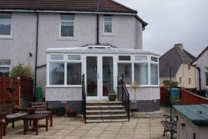 Triple Glazed Conservatory & Windows