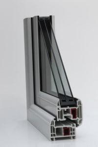 uPVC Triple Glazed Windows