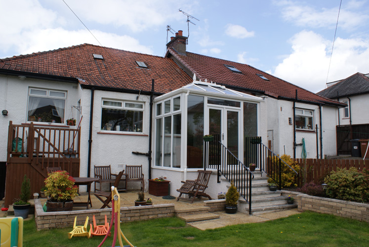 Triple Glazed Edwardian Conservatory