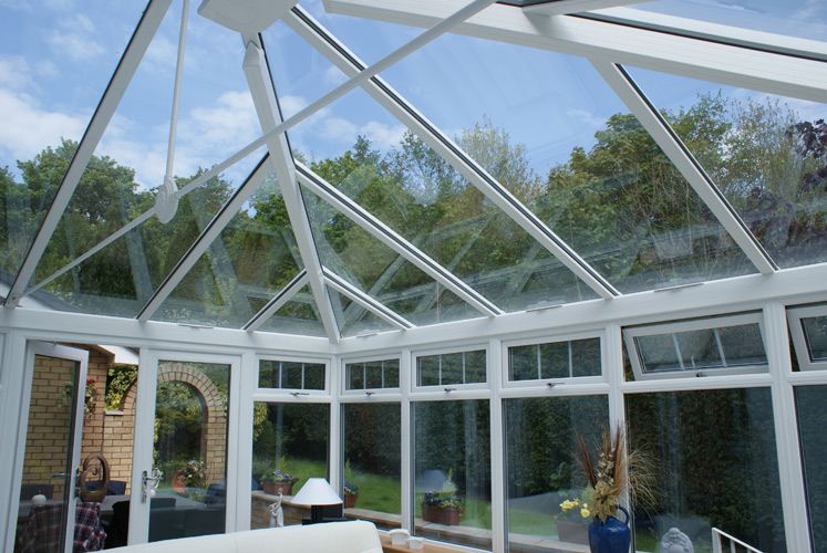 Farmework - Contemporary Edwardian Conservatory