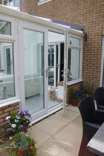 Edwardian Conservatory Patio Doors