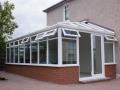 Contemporary Edwardian Conservatory
