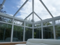 Corner View - Contemporary Edwardian Conservatory Framework