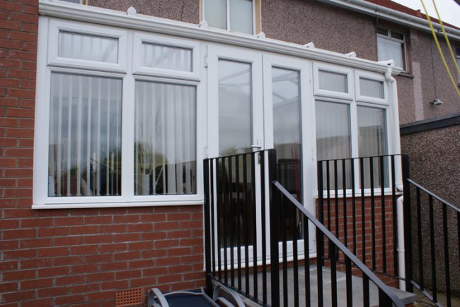 Lean To Triple Glazed Conservatory