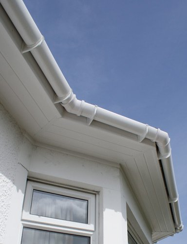 Roofline Soffits, Fascias and Guttering