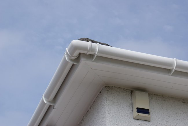 Roofline Soffits and guttering