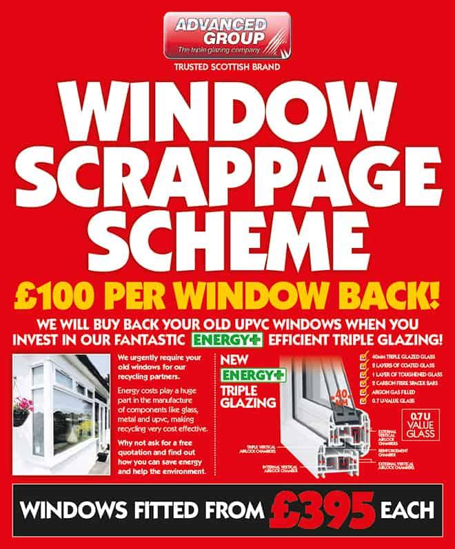 Windows Scrappage ad