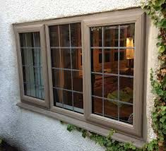 triple glazed casement windows
