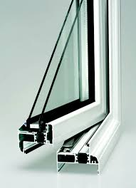 aluminium double glazing