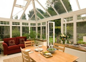 Double Glazed Conservatories