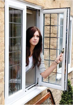 UPVC Double Glazed Windows